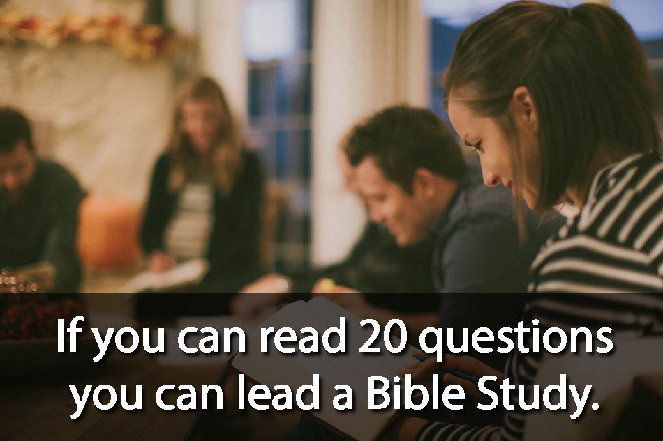 Bible Study Lessons and Sunday School lessons that get